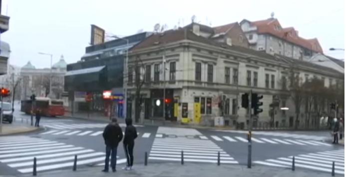 Prva dijagonalna raskrsnica u Beogradu: Pogledajte kako se ljudi snalaze (VIDEO)