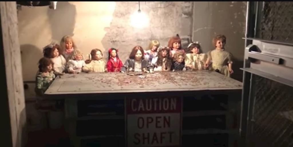 video 15 čudnih i jezivih stvari koje su ljudi pronašli u podrumima