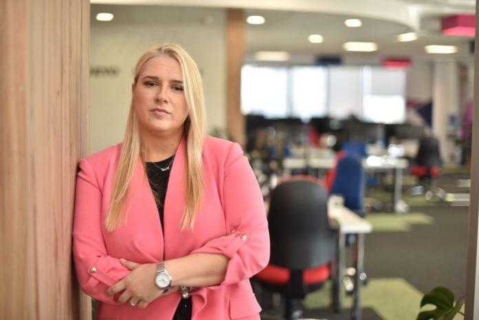 Priliku o kojoj sanjaju svi mladi u BiH iskoristila je Tijana Tubić