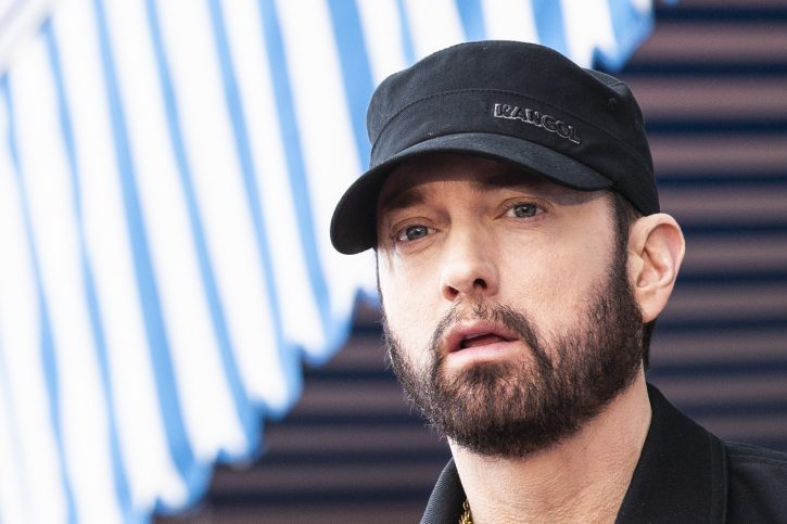 "eminem iznenada objavio album ""music to get murdered by - side b"""