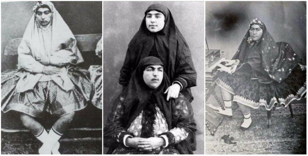 ovako su izgledale žene u prvom haremu...