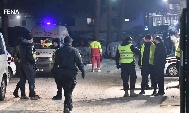 sukobi u prihvatnom centru za migrante u blažuju (video)