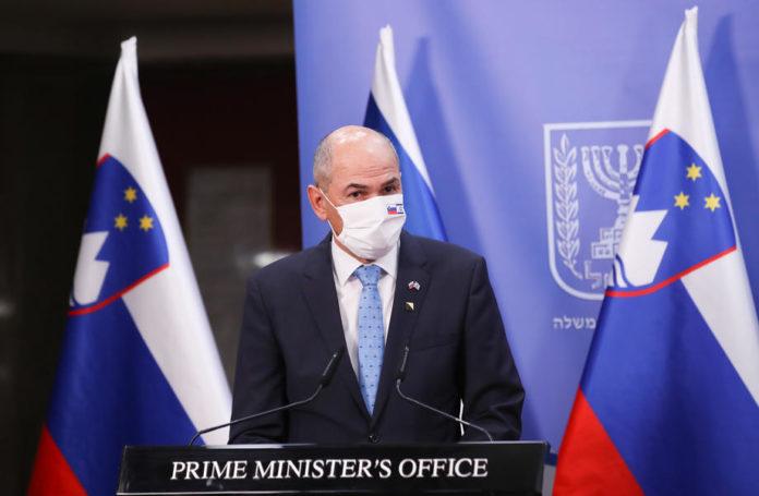 Janša: Slovenija bi mogla cijepiti 70 posto populacije do početka ljeta – TNTPortal