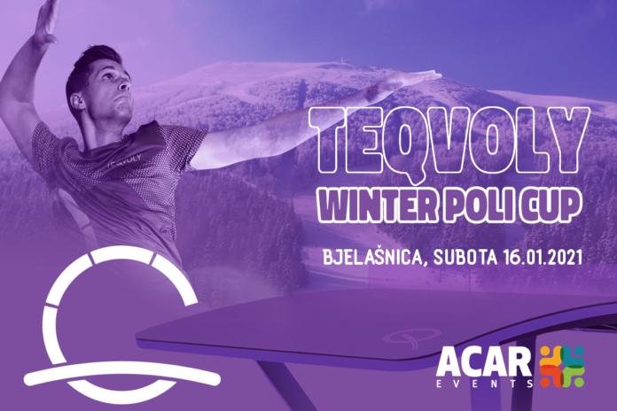 Na Bjelašnici u subotu prvi Teqvoly turnir na snijegu