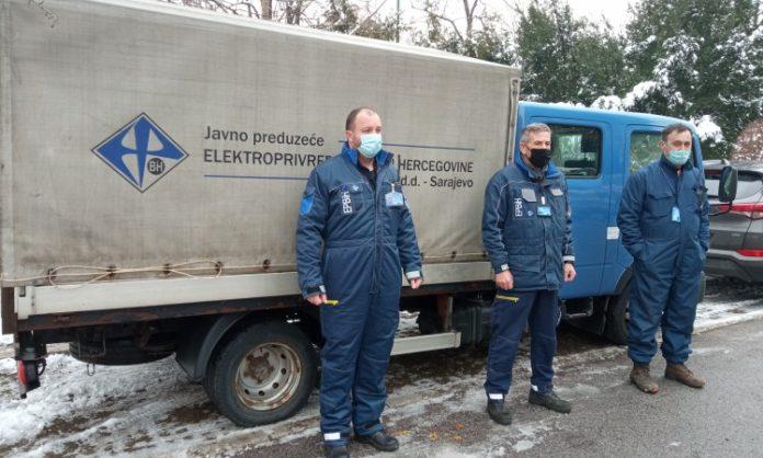 Elektroprivreda BiH upozorava građane na pojavu lažnih uposlenika te kompanije