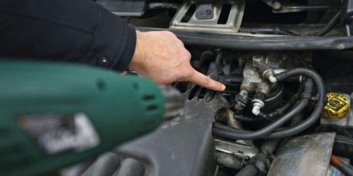 Što učiniti kada vam se smrzne gorivo?