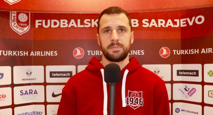 Obavljena prozivka igrača FK Sarajevo, treninzi od danas