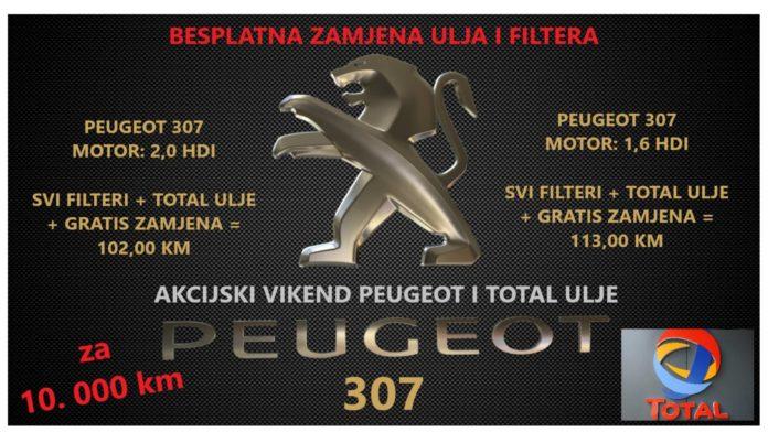 """Central M"" Zenica / Besplatna zamjena ulja i filtera"