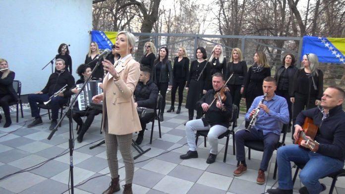 Za Dan nezavisnosti BiH učenici Osnovne muzičke škole iz Zenice snimili prigodne spotove