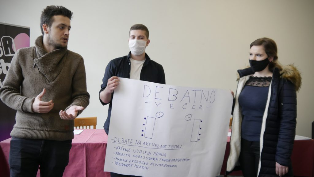 Mladi u Zenici vratili vjeru u aktivizam