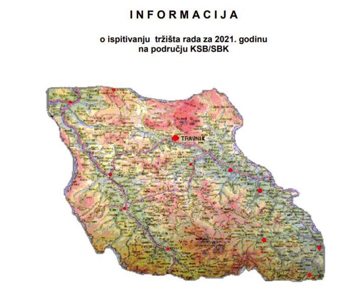 Poslovni subjekti u SBK planiraju zaposliti 510 radnika, najviše u Novom Travniku