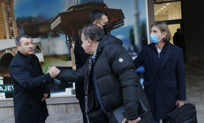 Četvorka sprema draft zakona za pomoć građanima Srebrenice