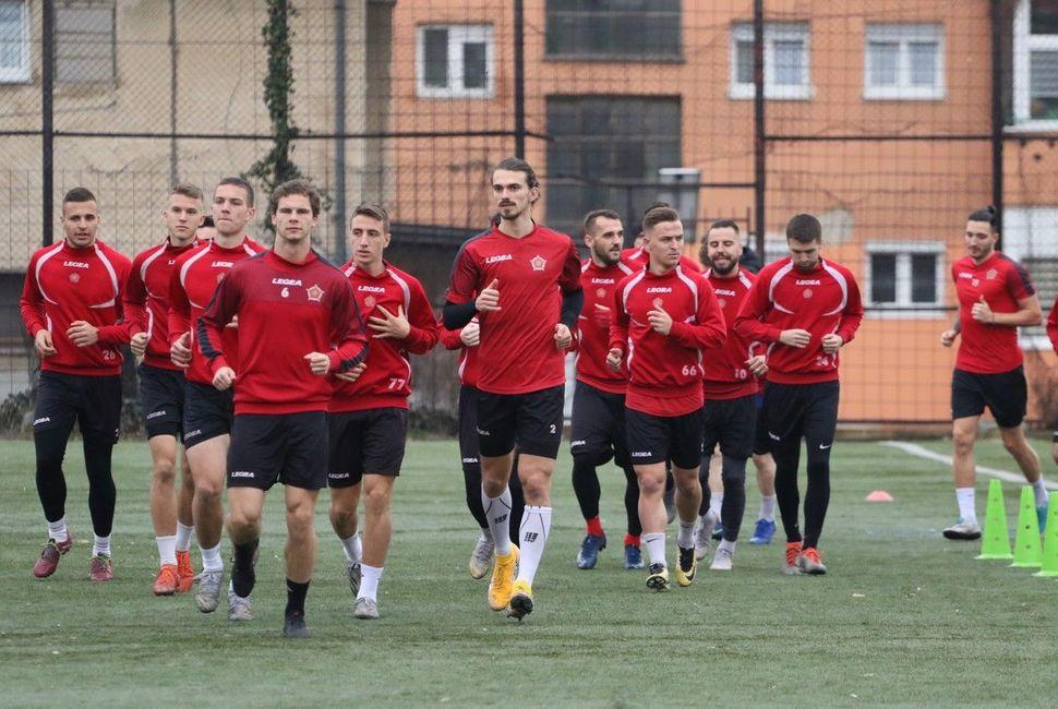 """optimizam u taboru slobode / crnogorac """"spremni smo nadigrati jakog rivala"""""""