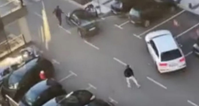 Pogledajte revolveraški obračun u Sarajevu, pucano na poznatog repera Bubu Corellija?