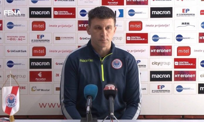 Jakirović: Veselim se susretu sa Sarajevom