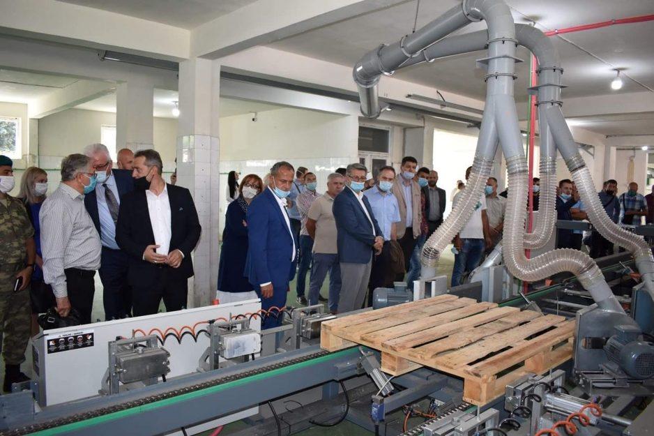 Firmi E&M-BHPAL d.o.o. Travnik potrebno 10 radnika u proizvodnji drvenih paleta