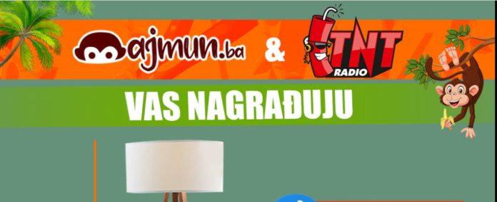 RADIO TNT I MAJMUN.BA / U toku zanimljiva i vrijedna nagradna igra