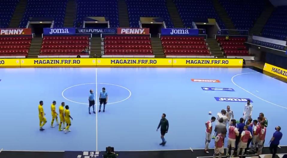 FOTO/ Futsal reprezentacija BiH u okviru kvalifikacija za Evropsko prvenstvo 2022 u Holandiji pobijedila u Bukureštu Rumuniju i došla na domak historijskog uspjeha i plasmana na smotru najboljih evropskih reprezentacija!