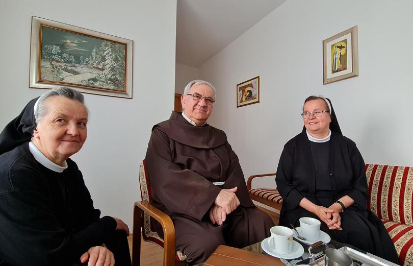 Znate li gdje i kako se proizvode hostije? Pogledajte priču iz samostana u Miletini – TNTPortal
