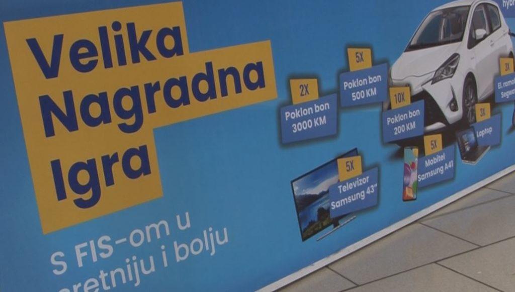 """(FOTO) """"S FIS-om u sretniju i bolju 2021"""" / Glavna nagrada otišla u Travnik"""