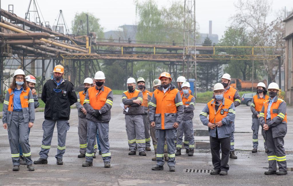 (FOTO) ArcelorMittal Zenica obilježio 15. Dan zdravlja i zaštite na radu