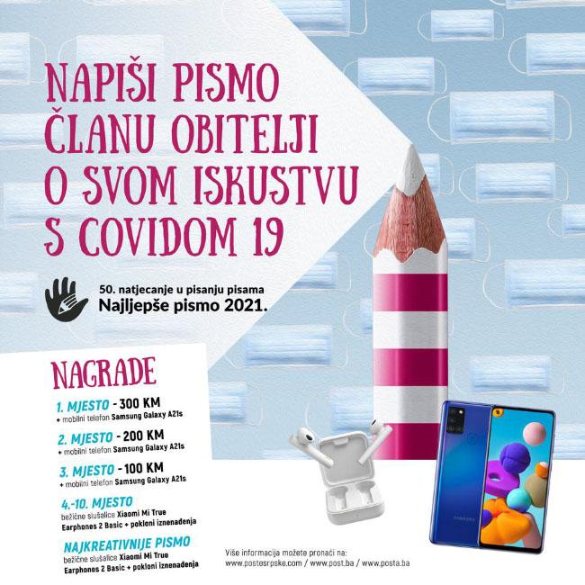 Marko Slišković iz Širokog Brijega autor najljepšeg pisma u BiH – TNTPortal