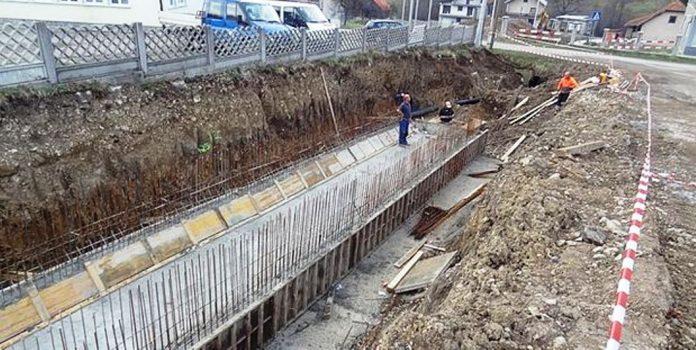 Počela druga faza radova na regulaciji dijela Ciganskog potoka
