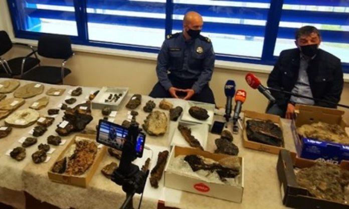 Slovenac pokušao iz BiH prokrijumčariti fosile neprocjenjive vrijednosti