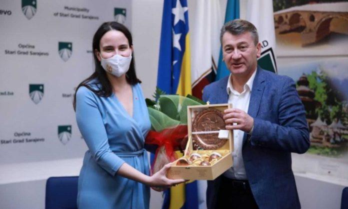 Dogovorena realizacija zajedničkih projekata Grada Sarajeva i Općine Stari Grad