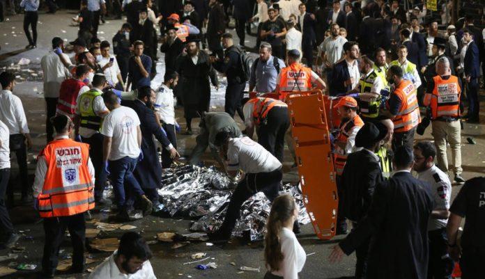 Desetine mrtvih u Izraelu u stampedu na vjerskom festivalu