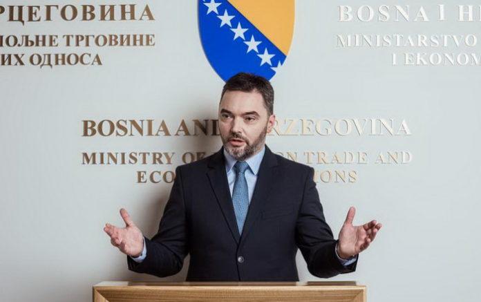 Košarac: BiH ne odustaje od onemogućavanja izgradnje odlagališta 'Trgovska gora' (VIDEO)