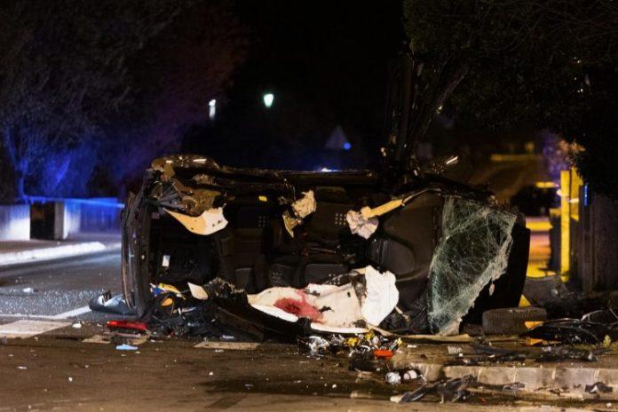 Dva mladića poginula u teškoj saobraćajnoj nesreći