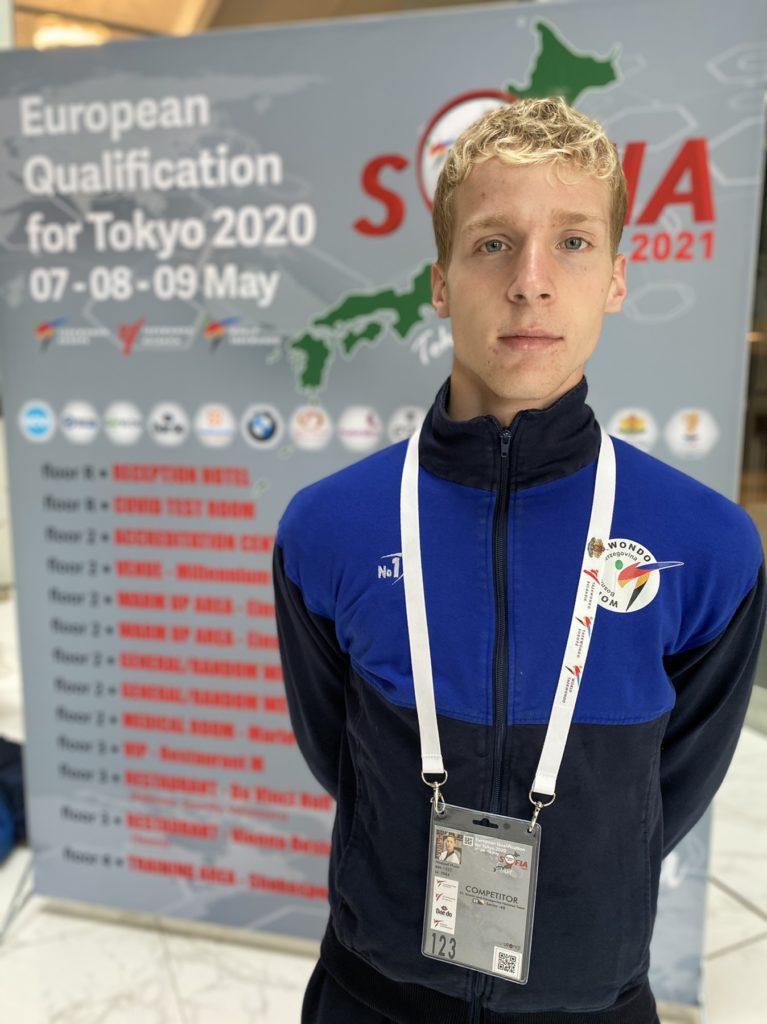 Taekwondoista Nedžad Husić se kvalifikovao na Olimpijske Igre u Tokiju