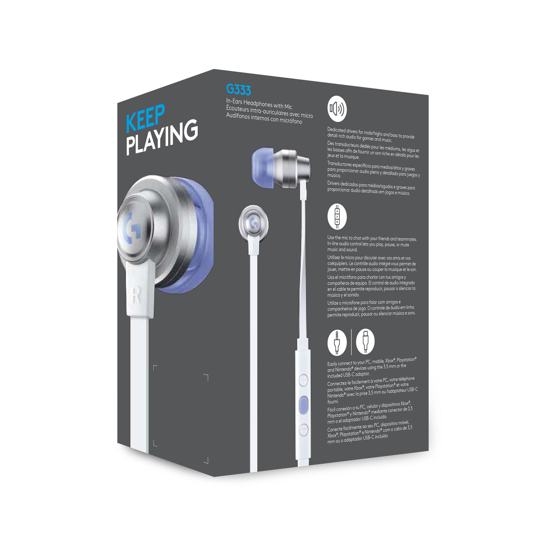 Logitech G predstavio elegantne gaming slušalice koje će vas oboriti s nogu