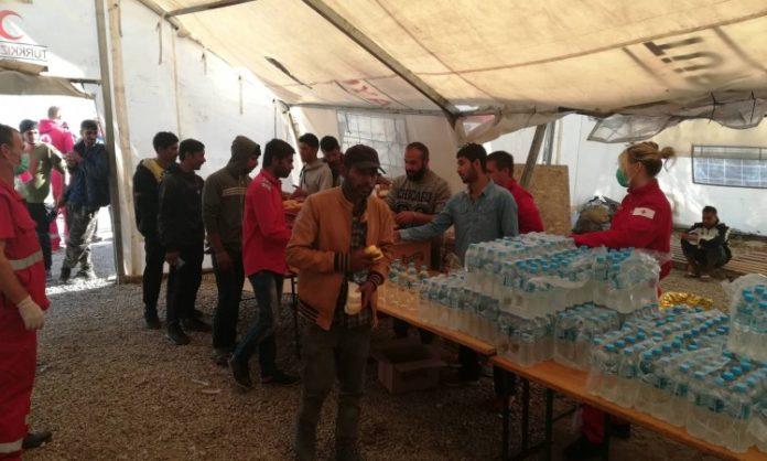 U prioritet za vakcinaciju uvrstiti volontere i osoblje Crvenog križa