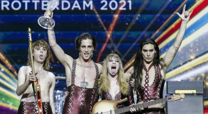 Eurosong / Italija pobijedila, Huricane na 15. mjestu