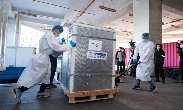 WHO će odlučiti o odobrenju kineskih vakcina tokom sedmice