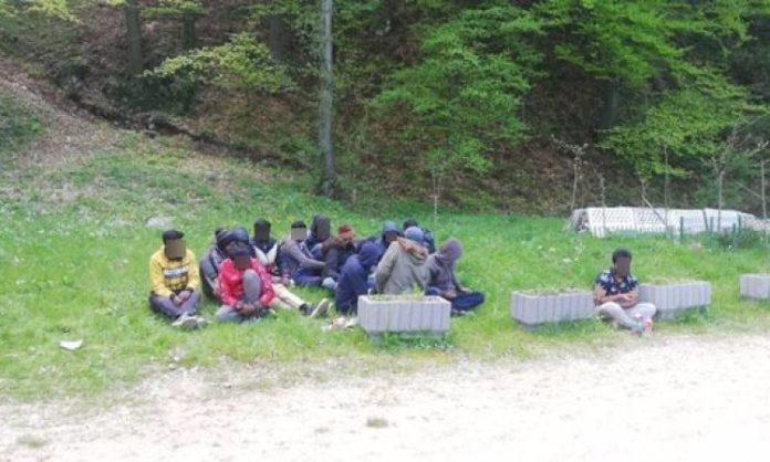 Bh. državljanin i Pakistanac spriječeni u krijumčarenju 18 migranata