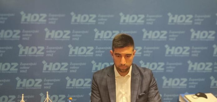 Mladež HDZ-a BiH na Vijeću Mladeži Europske pučke stranke (YEPP) – TNTPortal