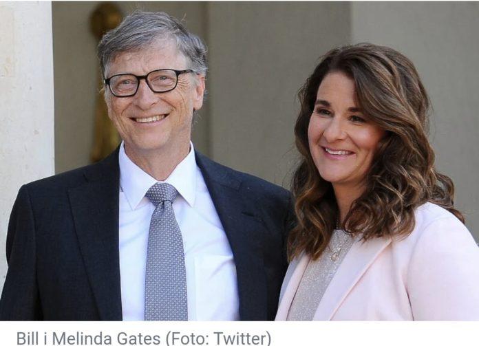 Razvode se Bill i Melinda Gates