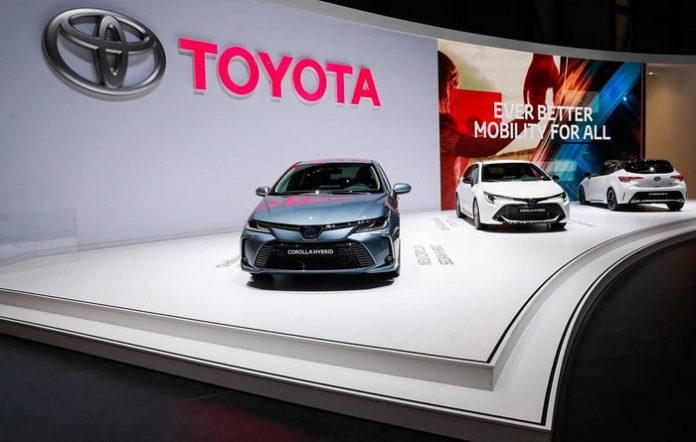 Toyotin rekordni mart, isporučeno skoro milion automobila – TNTPortal