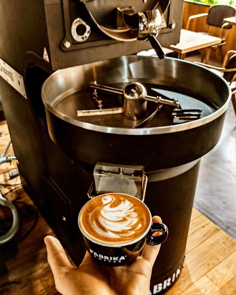 Fabrika&Coffee u Tuzli/ Domaći premium brend kafe vrhunskog kvaliteta!