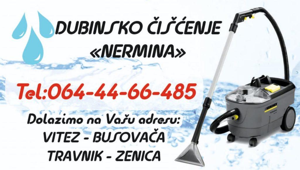 Vrijeme je za ljetno pospremanje: Koristite usluge ''Dubinskog čišćenja Nermina iz Viteza''
