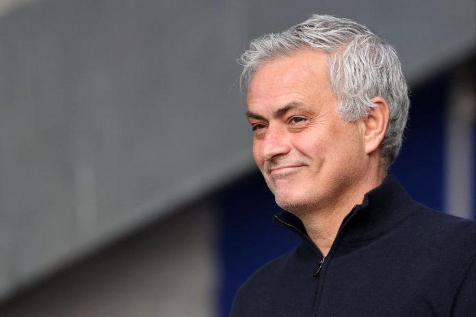Mourinho novi trener AS Rome