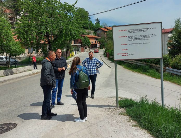 Uskoro počinju radovi na rekonstrukciji Travničke ceste