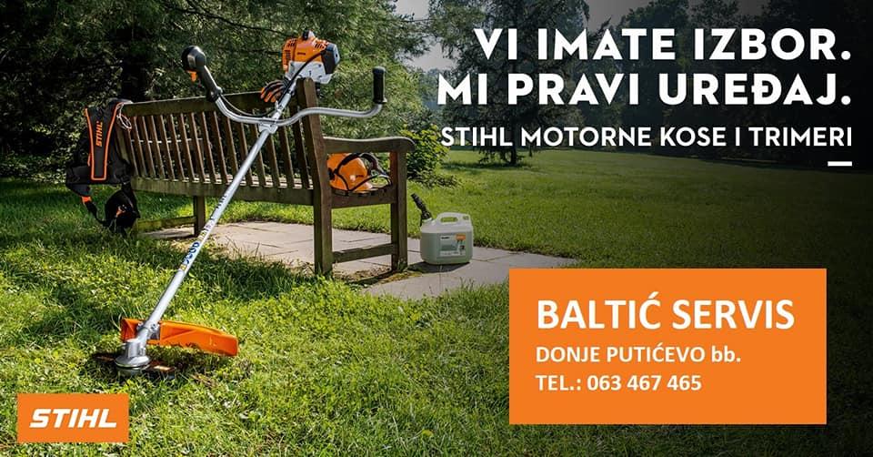 Dani otvorenih vrata u Baltić servisu u Zenici