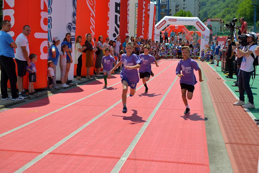 Svečano otvorene Sportske igre mladih u Srebrenici
