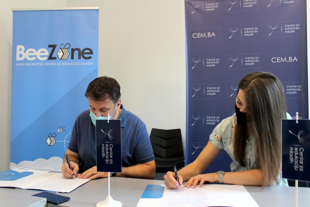 (FOTO) Travničanka Mirela Džinić za biznis ideju dobila 2.500 eura