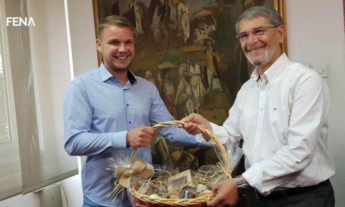 Stanivuković i Imamović razgovarali o privredi, kulturi, turizmu... (VIDEO)