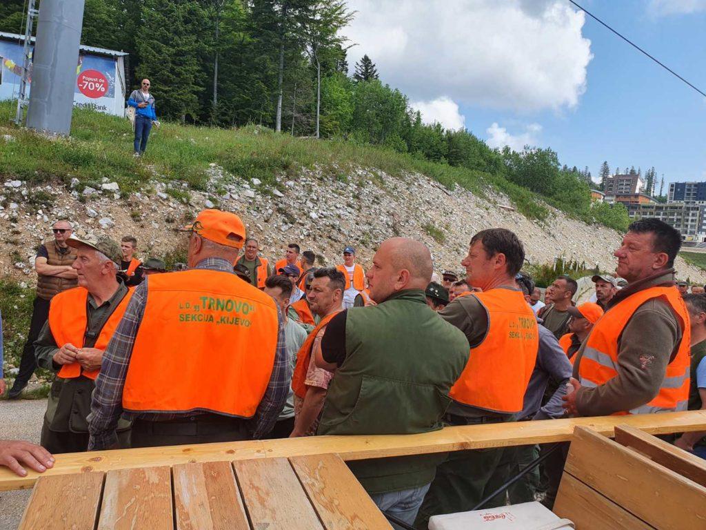 Bjelašnicu čistilo 350 volontera